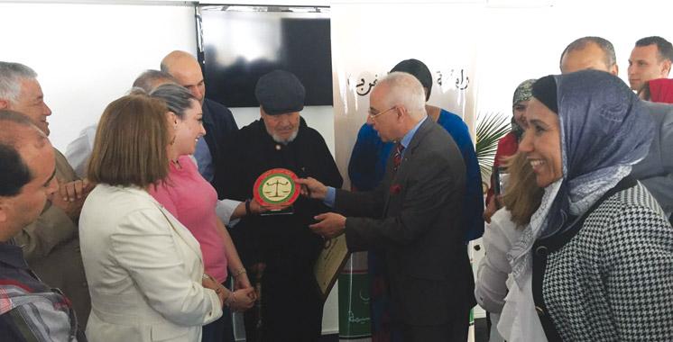 Fatou-Bensouda-et-Mohamed-Bensouda-Louzir-Zaouia-Khadra-et-Noureddine-Ryahi-Alliance-des-magistrats