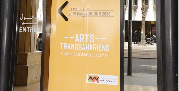 Fondation Attijariwafa bank: «Arts transsahariens, vision contemporaine» à l'espace d'art Moulay Ali Kettani