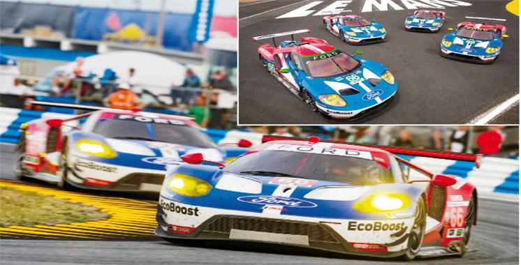 24 heures du Mans : Ford affûte ses armes !