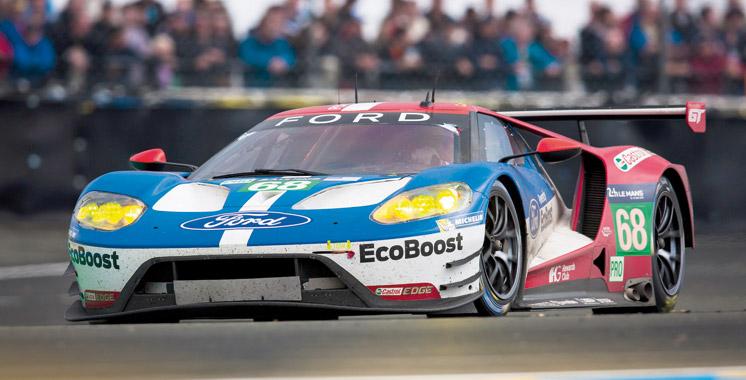 Ford : Carton plein aux 24 Heures du Mans !