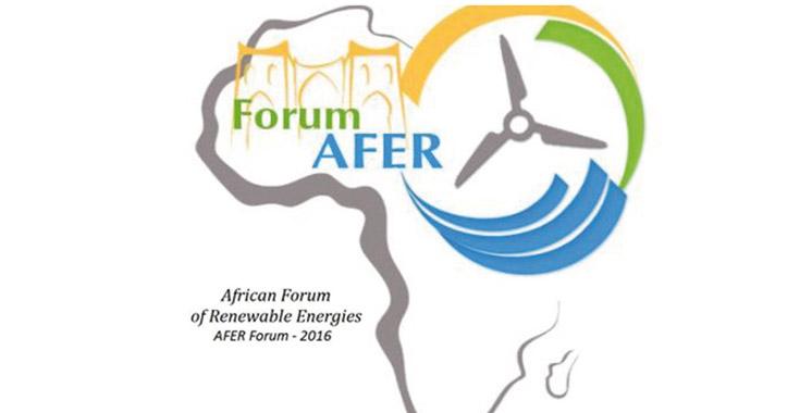 Energies renouvelables : «Forum Afer 2016» en juillet à Marrakech