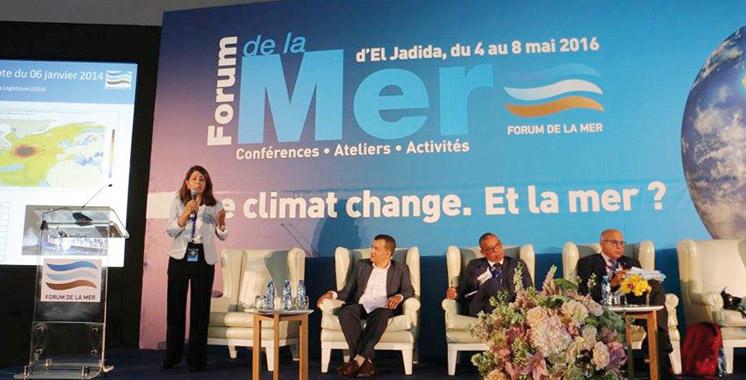 Le Forum de la mer du 3  au 7 mai à El Jadida