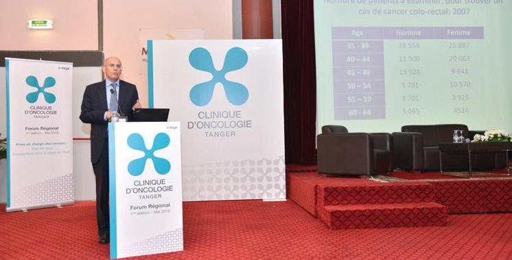 1er Forum régional d'oncologie: Le Groupe Saham sensibilise
