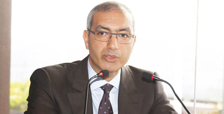 Directeur général adjoint du Groupe Attijariwafa bank, en charge du marché de l'entreprise.