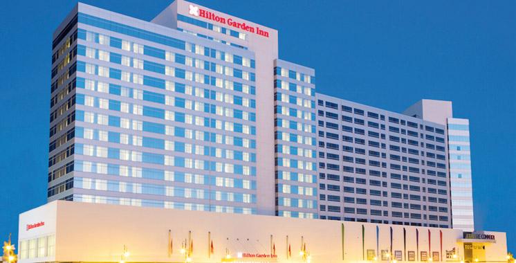 Inauguration du premier hôtel Hilton Garden Inn Tanger City Center