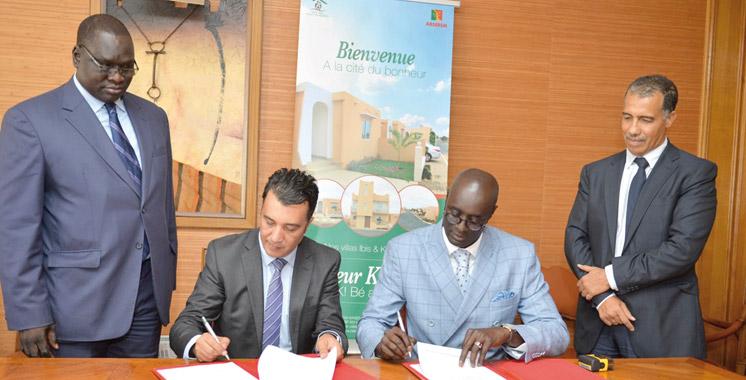 Logements sociaux: Holmarcom facilite l'acquisition aux Sénégalais résidant au Maroc