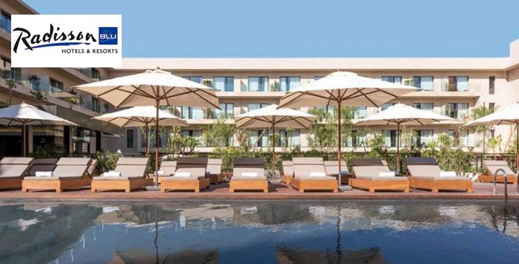 En attendant Tanger, Casablanca et Rabat: Radisson Blu ouvre le premier  «5 étoiles» de Gueliz-Marrakech