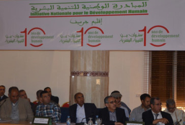 Guercif: 476 projets INDH programmés et exécutés