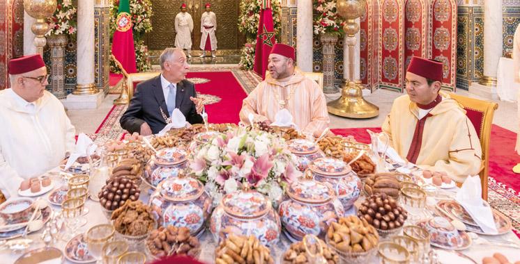 Le président portugais quitte le Maroc: Rabat et Lisbonne renforcent leur coopération