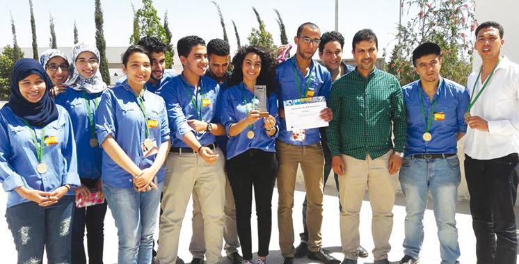 Injaz Al Maghrib: Premier round de la meilleure junior-entreprise