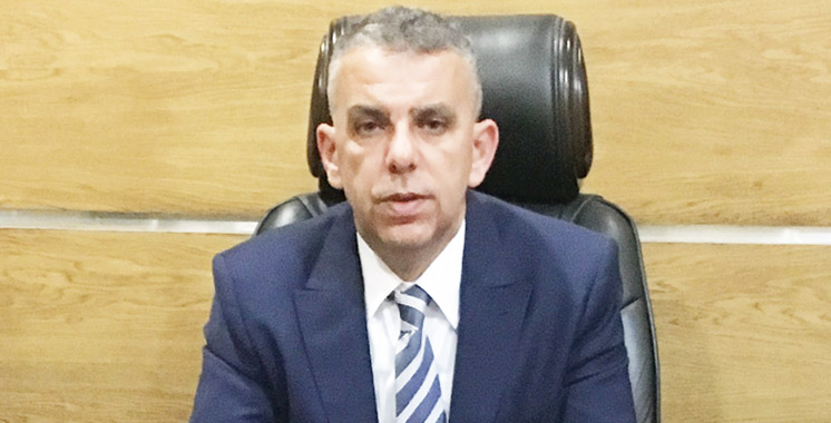 Issa Ben Yaakoub, président de l'Union des promoteurs immobiliers de Tanger