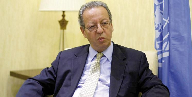 Un émissaire onusien d'origine marocaine négocie le retour de la Minurso