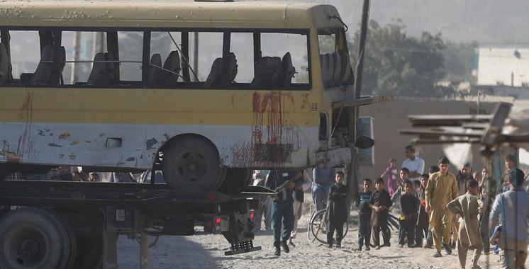 Quatorze morts dans un attentat-suicide à Kaboul