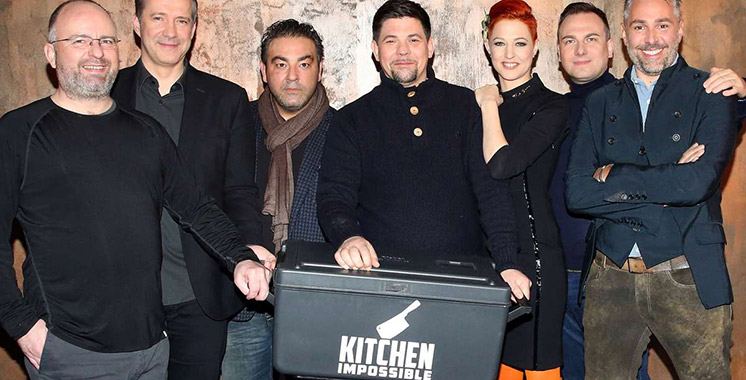 Cuisine : «Kitchen impossible»  tournée à Marrakech pour VOX TV