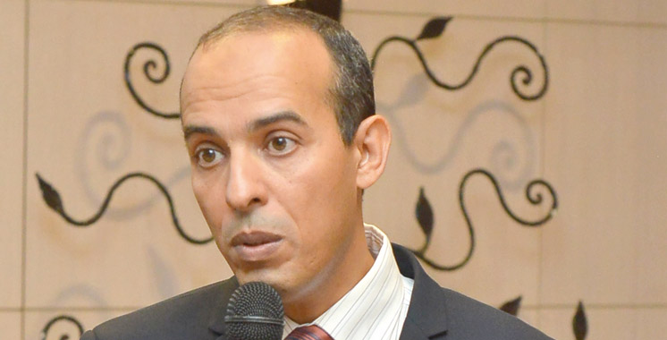 Lakbir Taya, directeur de l'usine Lafarge de Mèknes