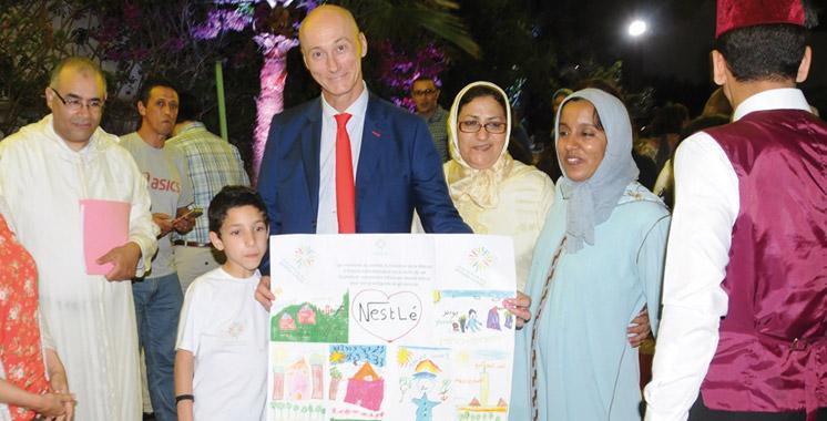 Nestlé Maroc réaffirme son engagement  aux côtés de l'association Al Ihssane