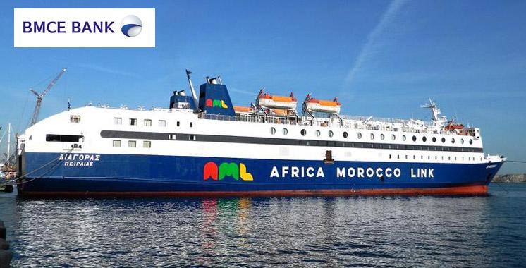 Nouvelle compagnie marocaine maritime : La BMCE détient 51 % des parts