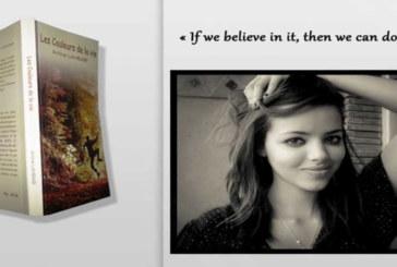 Elle publie son premier livre «Les Couleurs de la vie»: Comment égayer sa vie selon Amina Lahbabi