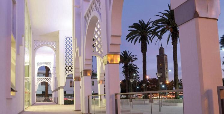 Du cinéma au Musée d'art moderne de Rabat