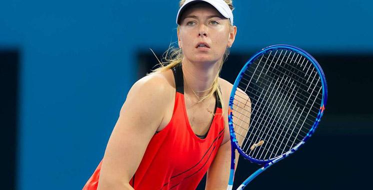 Dopage : Sharapova suspendue deux ans