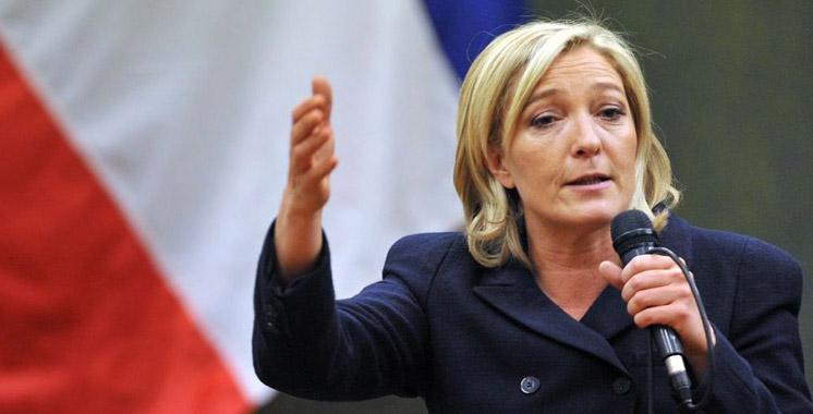 Brexit : Marine Le Pen demande un référendum en France