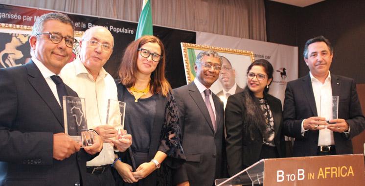 Forum des affaires «Maroc Afrique 2016»: Le Groupe Itqane récompensé