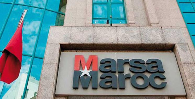 Marsa Maroc : Un résultat net part  du groupe de 292 millions DH en 2020
