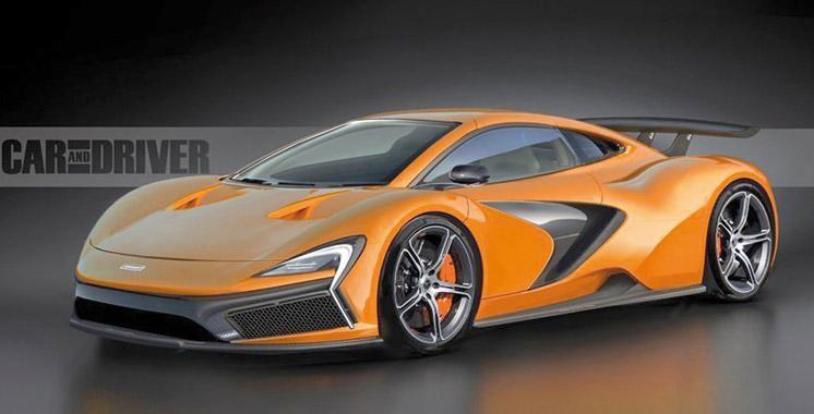 Bientôt une McLaren 100% électrique ?