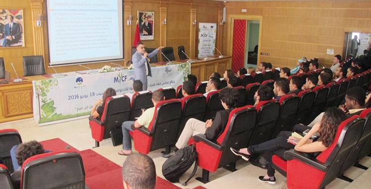 MedCop 22 à Tanger : Les jeunes impliqués dans les préparatifs