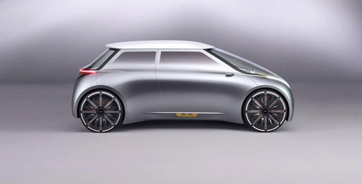 Mini Vision Next 100: La future championne de l'autopartage !