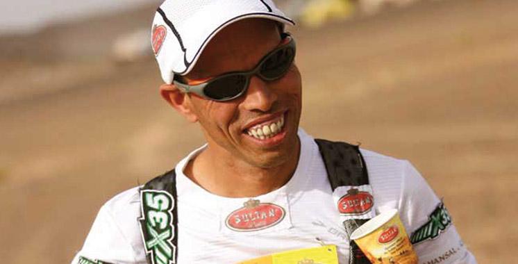 Ultra-marathon du Badwater en Californie: Mohamed Ahansal se lance dans un nouveau défi