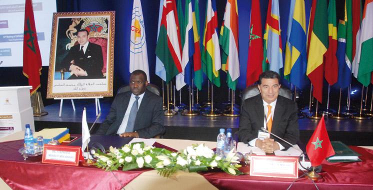54ème session du conseil d'administration du Cafrad: Plan stratégique et capacité financière au menu