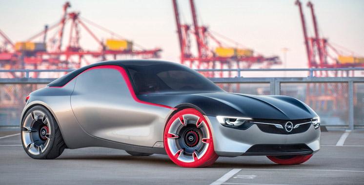 Opel: Toutes les coulisses du concept Coupé GT