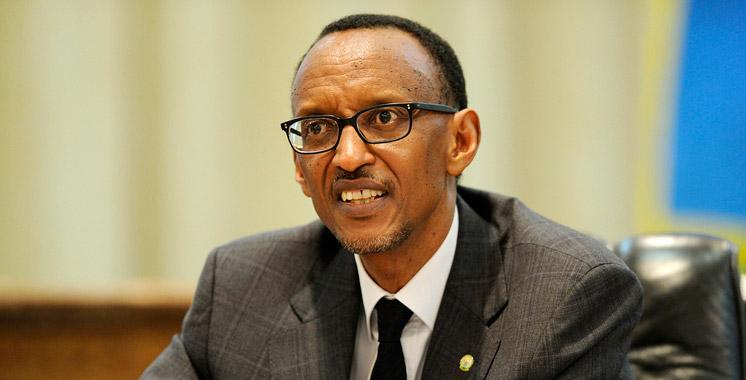Le Président rwandais en visite officielle au Maroc lundi et mardi