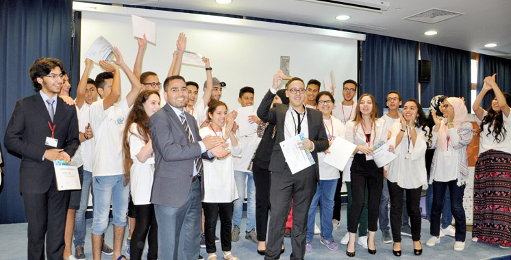 Prix de la meilleure junior-entreprise 2016: Nos lycéens ont du talent !