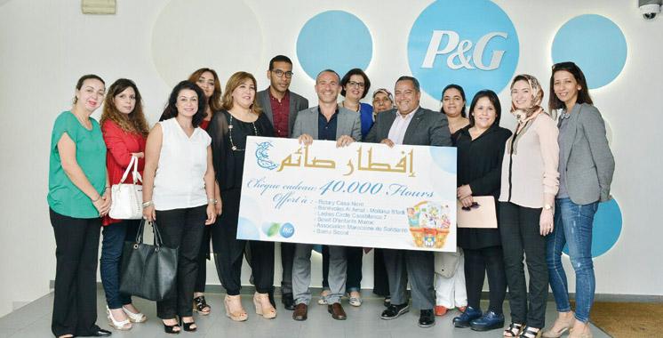 Procter & Gamble Maroc lance l'opération Ramadan Iftar Saem