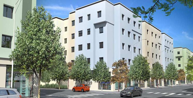 Riad Echelallate à Casablanca : Environ 1.400 unités vendues