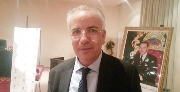 Said Laftit, président de Finéa