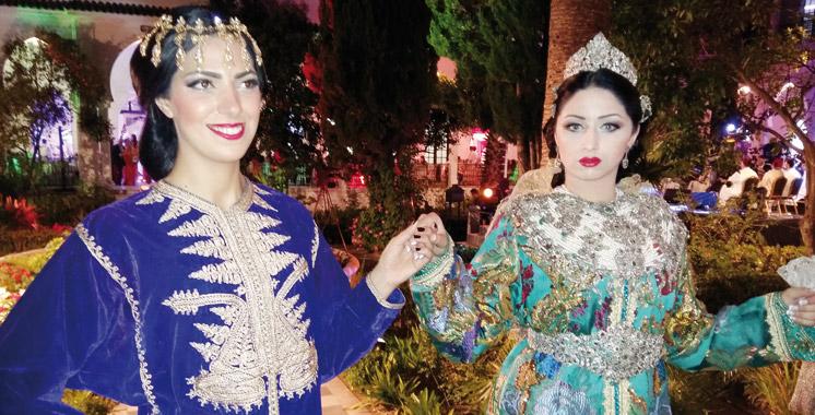 Salon : L'art nuptial marocain à l'honneur à Tanger
