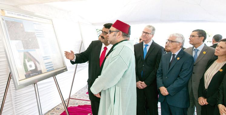 Coup de fouet à l'infrastructure médicale de Casablanca