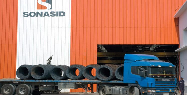 Un semestre réussi pour Sonasid : Les principaux indicateurs opérationnels et financiers sont au vert