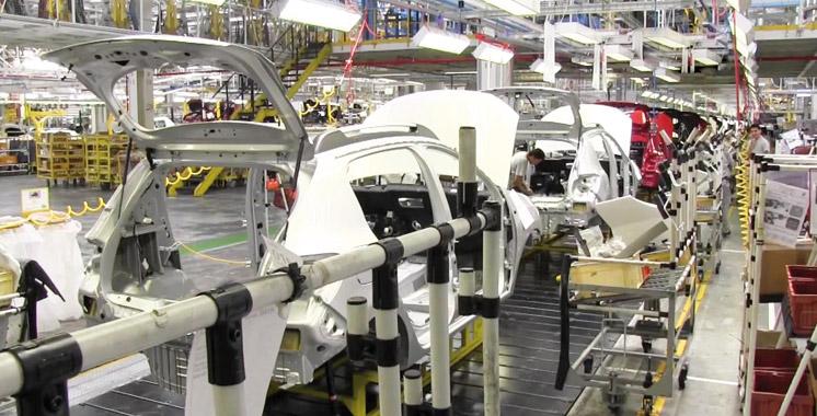 Tanger automotive city: Une zone industrielle axée sur la sous-traitance automobile