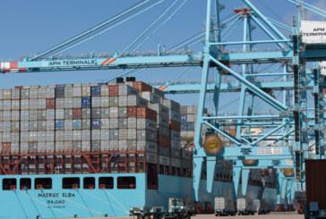APM Terminals Tangier accueille le géant «Madrid Maersk»