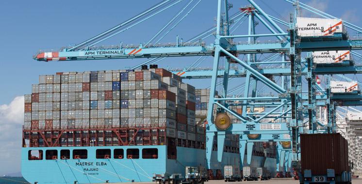 L'opérateur reçoit le Munich Maersk : APM Terminal  Tangier fête fièrement ses  10 ans au Maroc