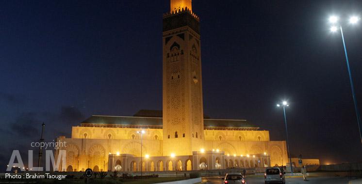 La Mosquée Hassan II à l'heure de l'efficacité énergétique