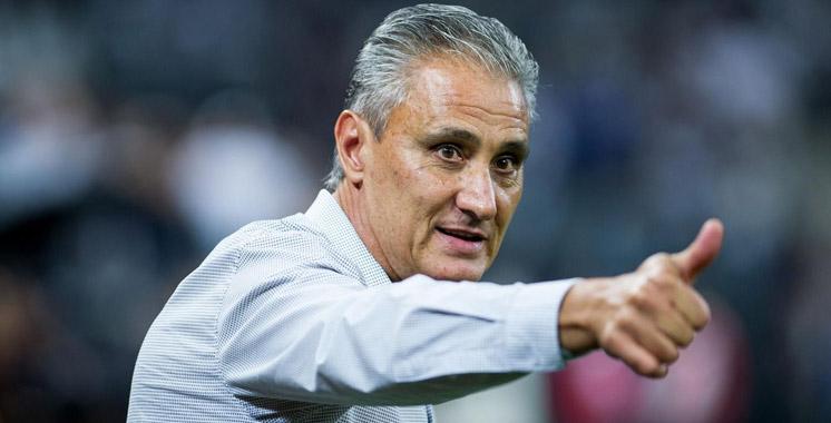 Football : Tite, nouvel entraîneur du Brésil