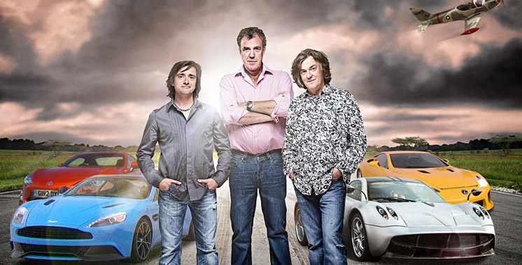 Top Gear fait son  come-back !