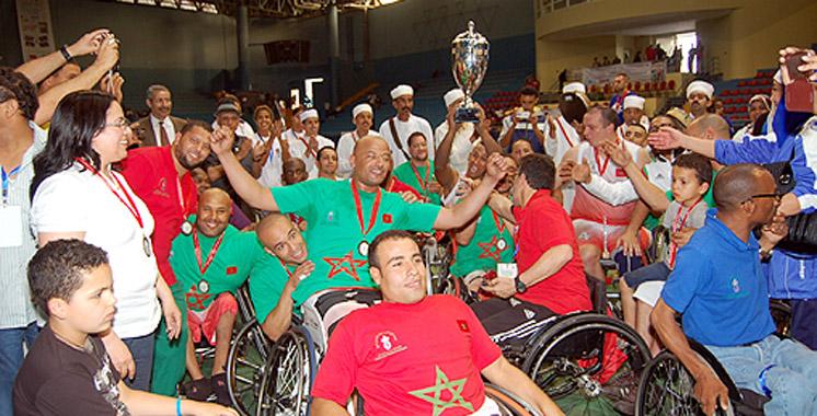 Tournoi International d'Agadir de Basket-Ball sur fauteuils: la 3e édition en juillet