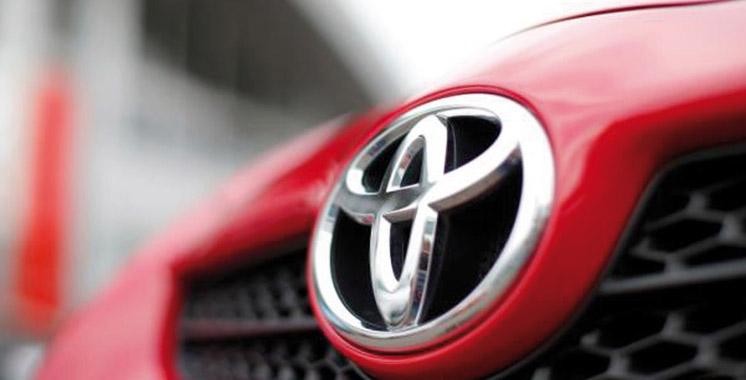 Toyota va «surveiller de près» l'impact du Brexit
