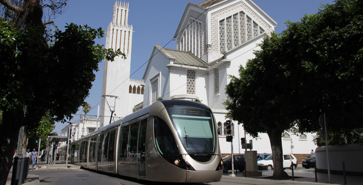 Rabat : Le Tramway adapte ses horaires pour Ramadan